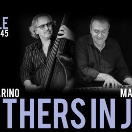 Brothers in Jazz Duo 15 aprile
