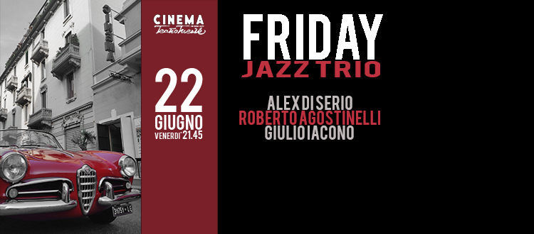Friday Jazz Trio 22